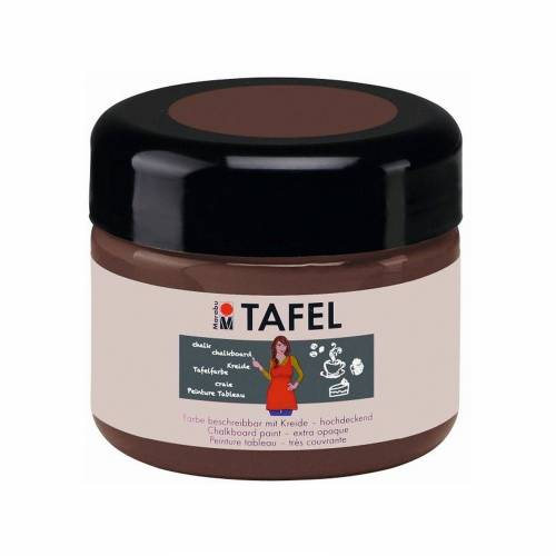 Marabu Tafelfarbe kakao 225 ml