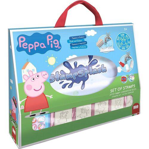 Peppa Pig Stempel »Stamp Splash - Wasserstempel Set«