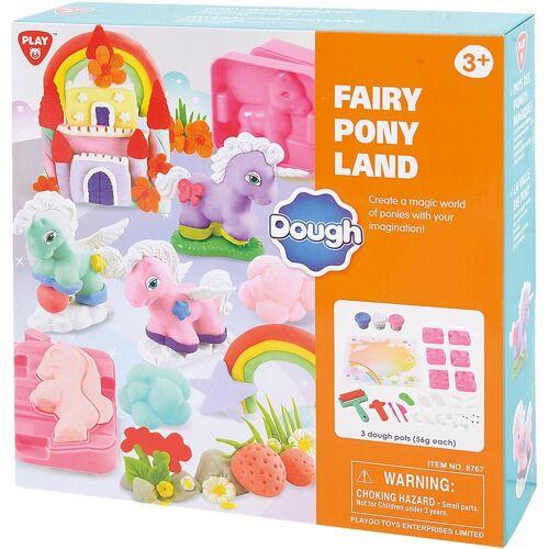 Playgo Knete »Knetset Fairy-Pony«