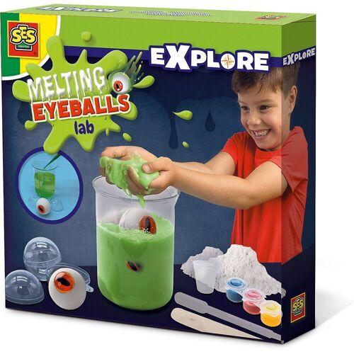 Creative SES Creative Lernspielzeug »Schleimige Augäpfel schmelzen«