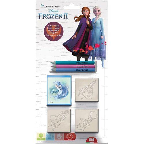 Disney Frozen Stempel »Frozen 2 Stempel, 3 Stück im Blister«