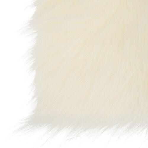 VBS Stoff »Plüsch«, 35 cm x 20 cm, Haarfarbe Blond