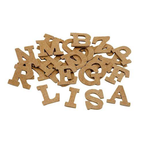 VBS Deko-Buchstaben »Buchstaben-Alphabet«, 26 Stück
