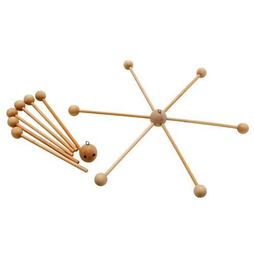 HobbyFun Mobile »Kreuz«, 6 Arme