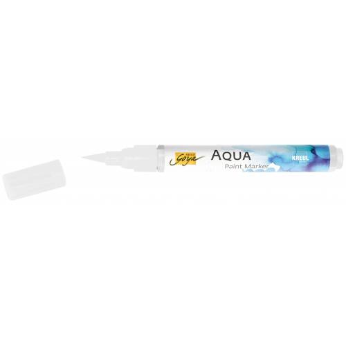 Kreul Aquarellstifte »Solo Goya Aqua Paint Marker«, Wasserbasis, Wasserverdünnbar, Blender