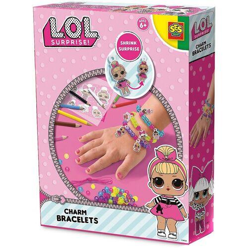 Creative SES Creative Schmuckset »L.O.L. Amulettarmbänder«