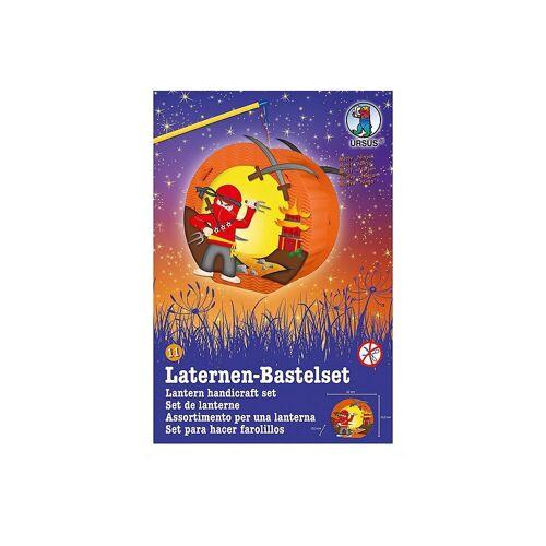 URSUS Laterne »Laternen-Bastelset Ninja«