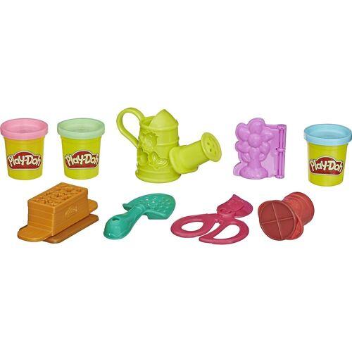 Hasbro Knete »Play-Doh Bunter Garten Knetset mit 3 Farben«
