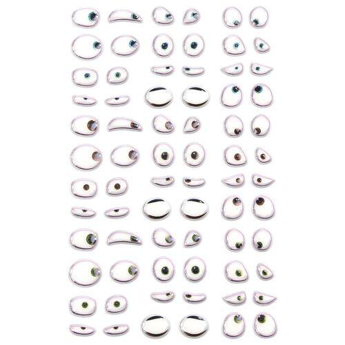 maildor Sticker »Augen«, 30 Stück