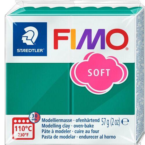 FIMO Modelliermasse, 57 g, Smaragd