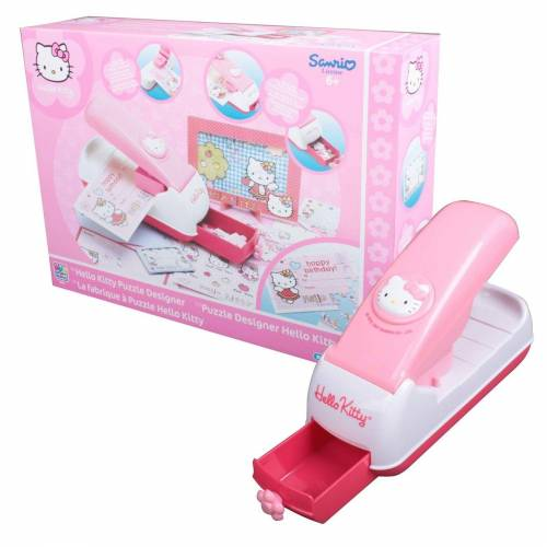 HTI-Living Puzzle »Puzzle Maschine Hello Kitty«, 1 Puzzleteile