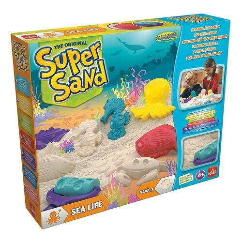 Goliath® Spielsand »Super Sand Sea Life«