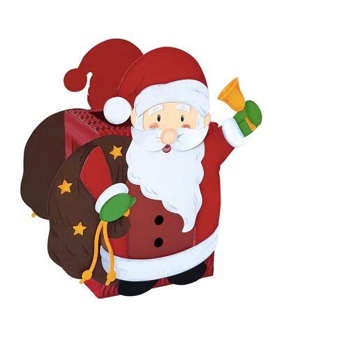 URSUS Windlicht »Weihnachtsmann«, inklusive Anleitung