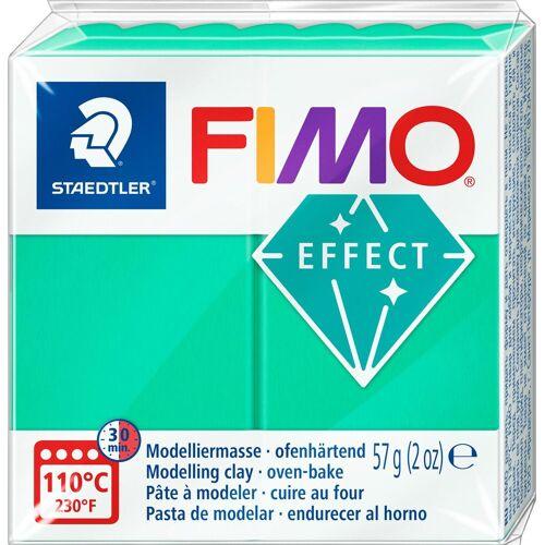 FIMO Modelliermasse, 57 g, Grün