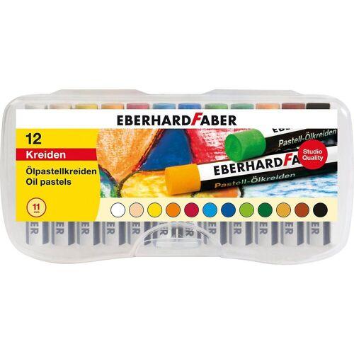 Eberhard Faber Malkreide »Ölpastellkreiden, 12 Farben«