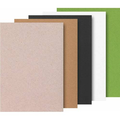 VBS Papierkarton »Naturkarton Block«, 20 Blatt
