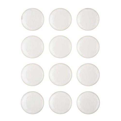 VBS Sticker »Epoxy Sticker Klar«, 12 Stück
