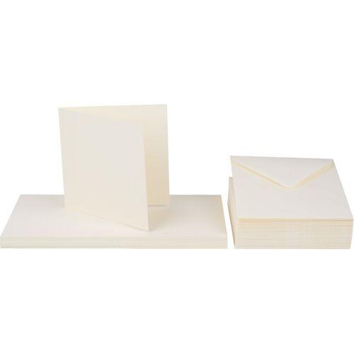VBS Karte, mit Umschlag, 100 tlg