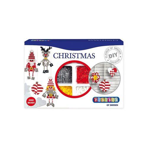 Playbox Bügelperlen »Bügelperlen Weihnachtsdeko«