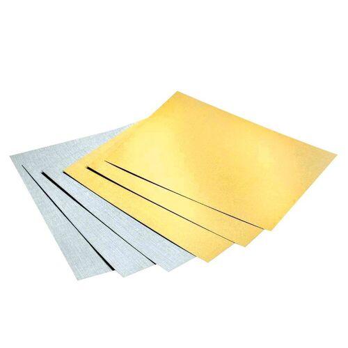 Folia Papierkarton »Fotokarton-Block«, DIN A4