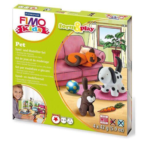Staedtler Knete »FIMO kids Form & Play Pet«
