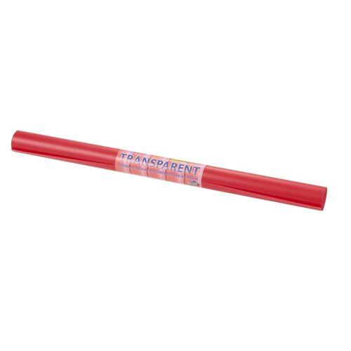 Folia Transparentpapier »Transparentpapier Extra stark«, 70 cm x 50 cm, Rot