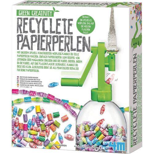 HCM KINZEL Bastelperlen »Recycelte Papierperlen«