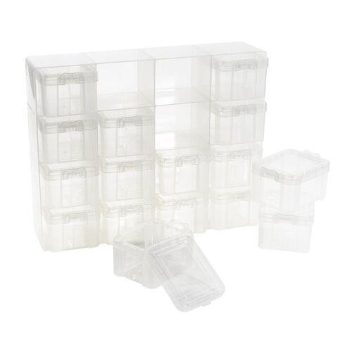 VBS Aufbewahrungsbox, Kunststoff, 33 Teile