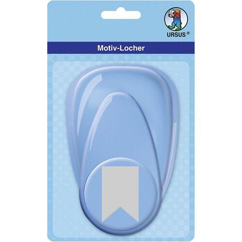 URSUS Motivstanzer »Motiv-Locher maxi Banner«