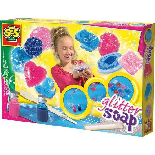 Creative SES Creative Kreativset »Glitter Soap - Seifen gießen«