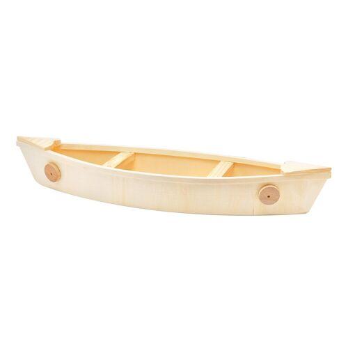 VBS Dekoobjekt »Boot Küstennebel«, 36 cm breit