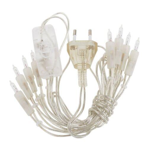 HobbyFun Lichterkette »10er«, mit Schalter