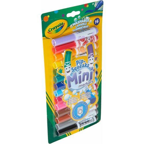 Crayola® Filzstift »14 Mini Filzstifte«