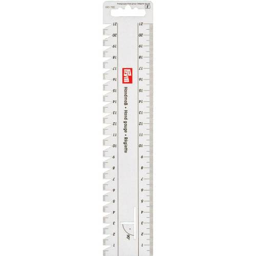 Prym Maßband, 23 cm x 4,5 cm