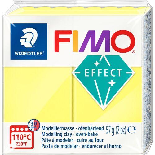 FIMO Modelliermasse, 57 g, Gelb