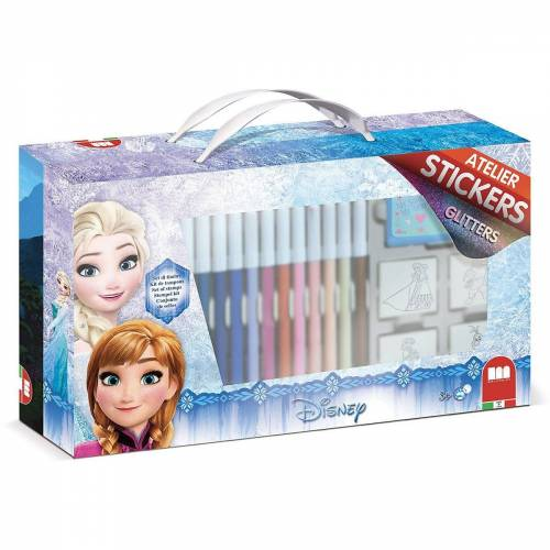 Disney Frozen Sticker »Frozen 2 Sticker Atelier«
