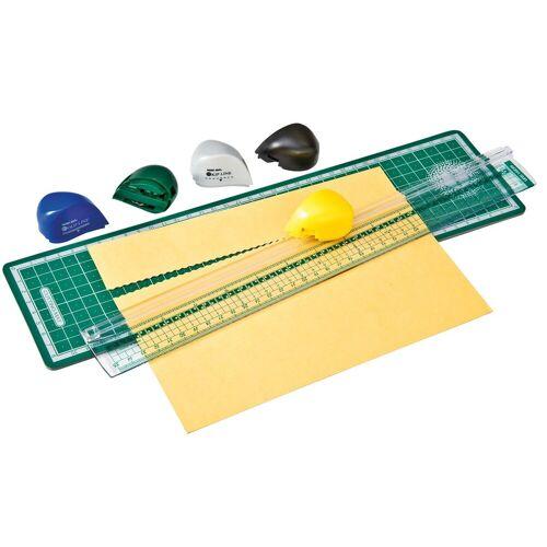 VBS Papierschneidegerät, inkl. 5 Schneidköpfe