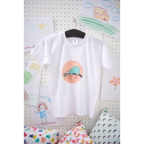 VBS Papierserviette »Faultier Pyjama«, 33 cm x 33 cm