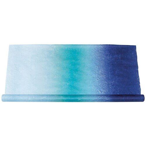 VBS Seidenpapier »Regenbogen«, 150 cm x 70 cm, Blau