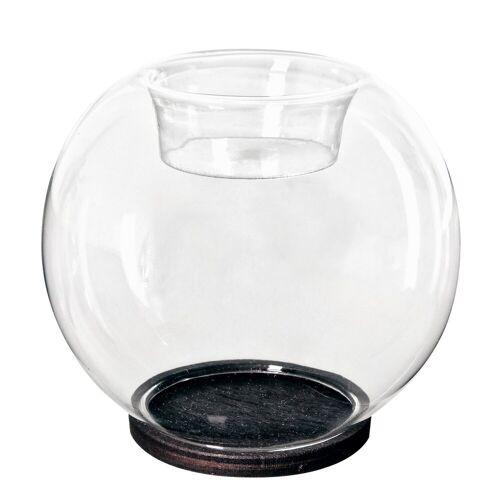 VBS Teelichthalter »Glaskugel«, Ø10 cm