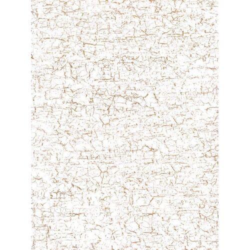 décopatch Motivpapier, 3 Stück, Krakelee Weiß