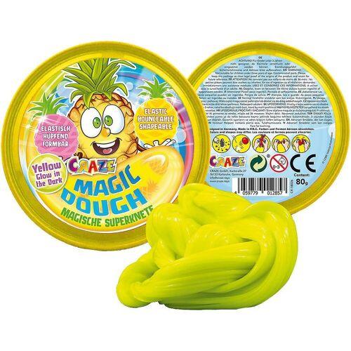 CRAZE Knete »Magic Dough - Ananas«