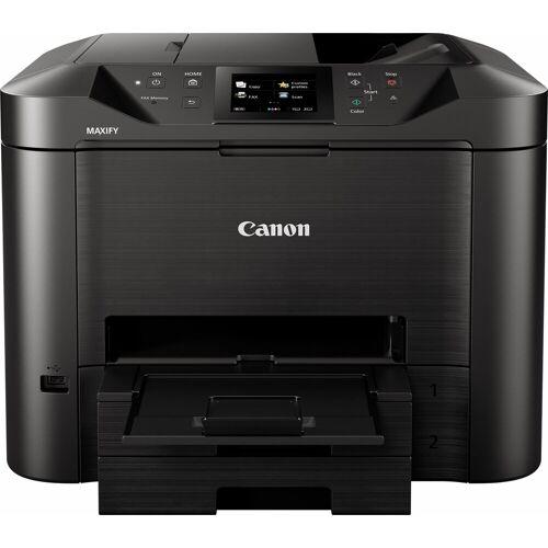 Canon MAXIFY MB5450 Multifunktionsdrucker, (WLAN (Wi-Fi), LAN (Ethernet)