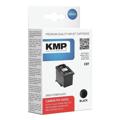 KMP Tintenpatrone ersetzt Canon »PG-540XL«, schwarz