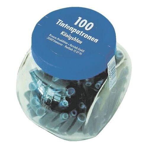 Pelikan Tintenpatronen (100 Stück) »4001«, blau
