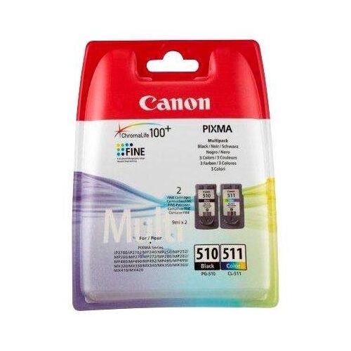 Canon »Tintenpatrone PG-510 / CL-511 Original Kombi-Pack« Tintenpatrone