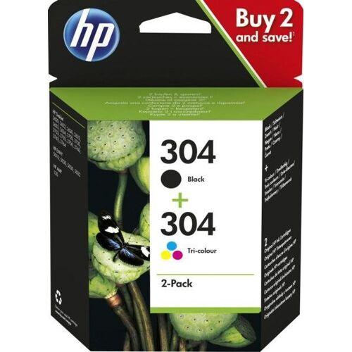 HP »304 Druckerpatrone Multipack« Tintenpatrone (304)
