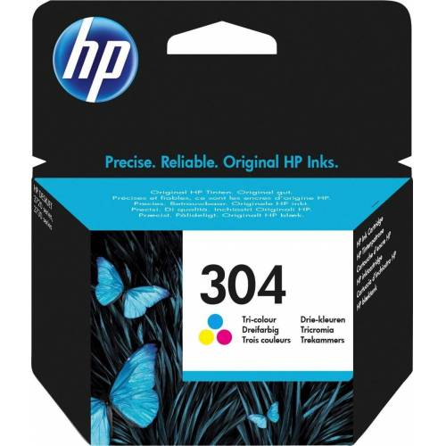 HP »304 Druckerpatrone color« Tintenpatrone