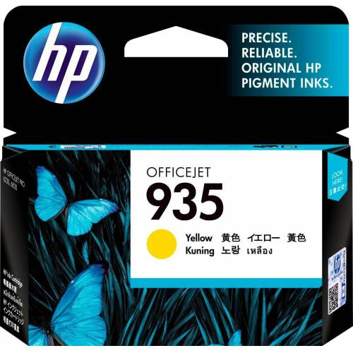 HP »935 Original Gelb« Tintenpatrone (1-tlg)