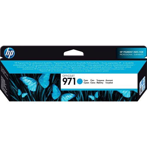 HP »971 Original Cyan« Tintenpatrone (1-tlg)